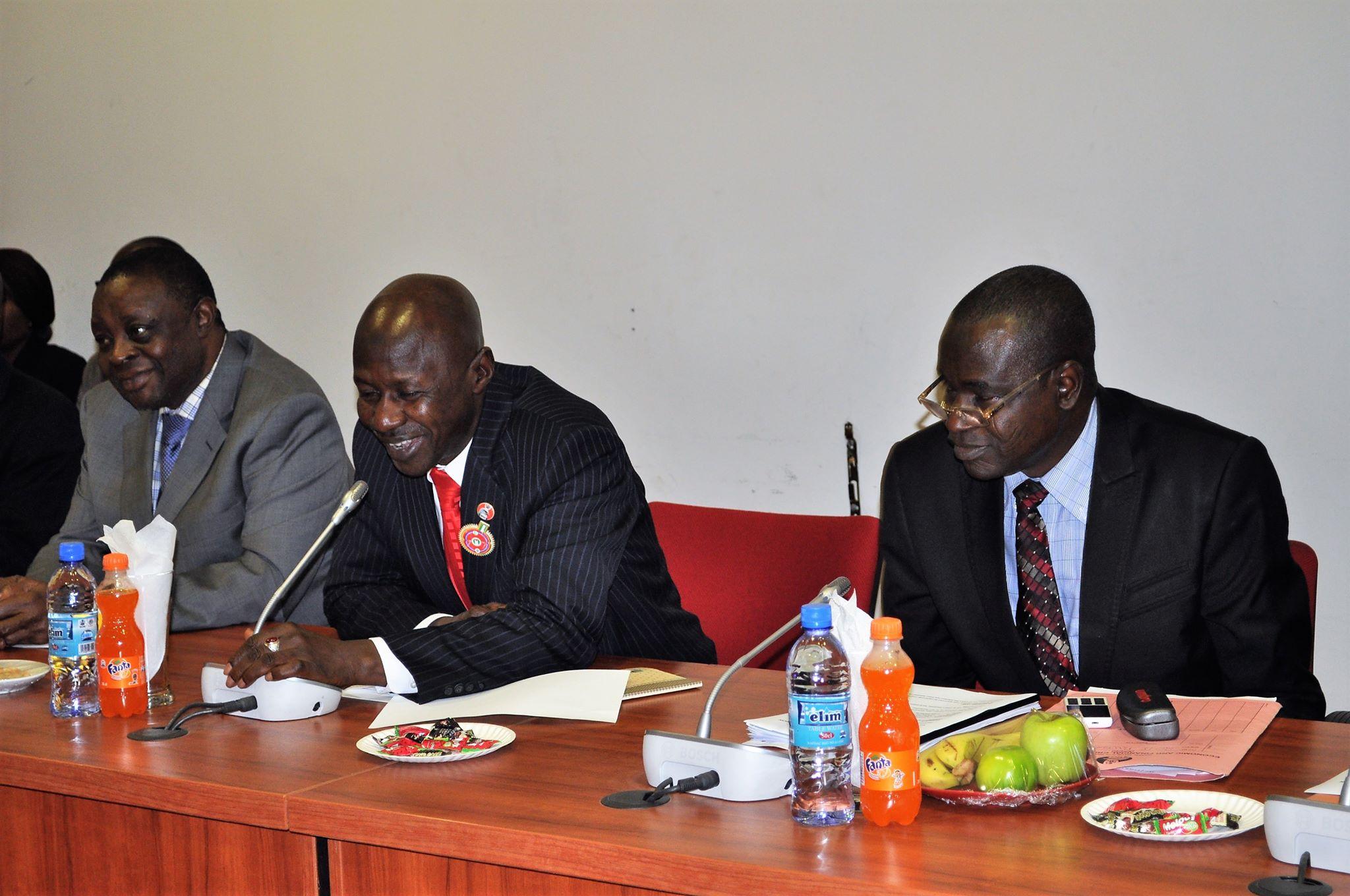 Senate Commends EFCC's 2017 Budget Performance