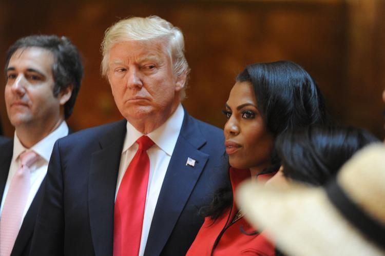 Nigeria's Omarosa Manigault Resigns From President Trump Administration