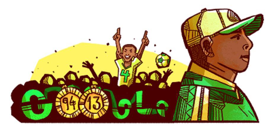 Google Celebrates Nigerian Football Legend Stephen Keshi