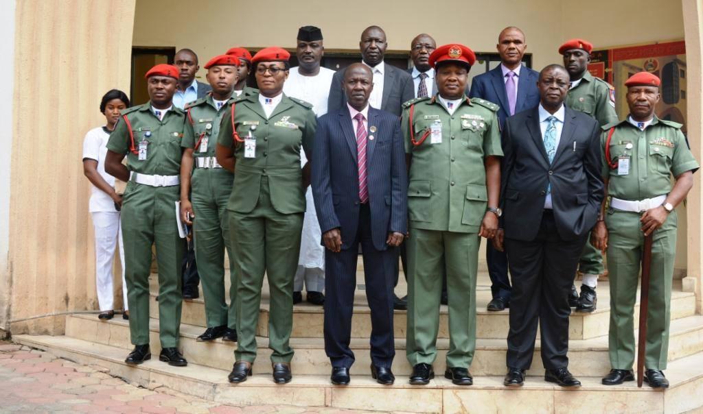 EFCC, Nigeria Army Partner Against Corruption