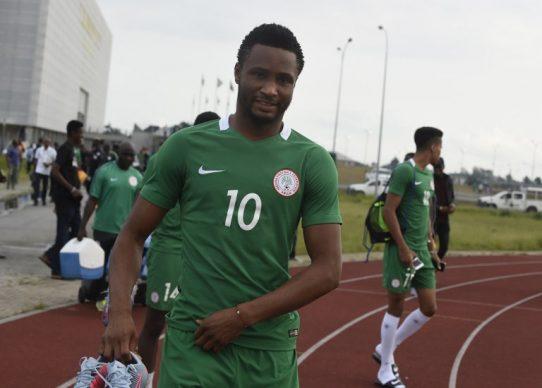 "Why I Called John Mikel Obi ""Fantastic Lad"" - Samson Siasia"