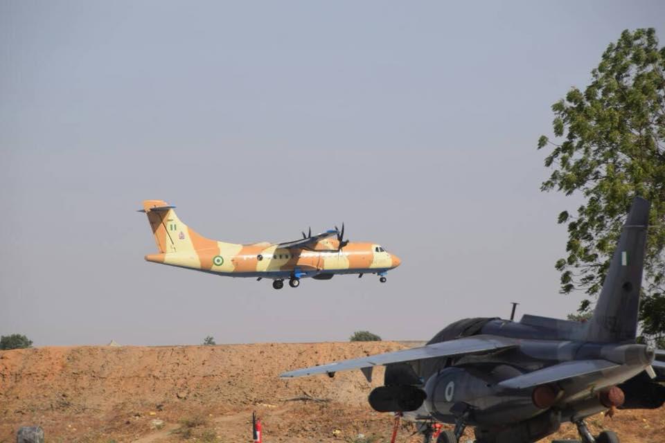 Nigerian Air Force Destroys Bandits Camp In Zamfara State