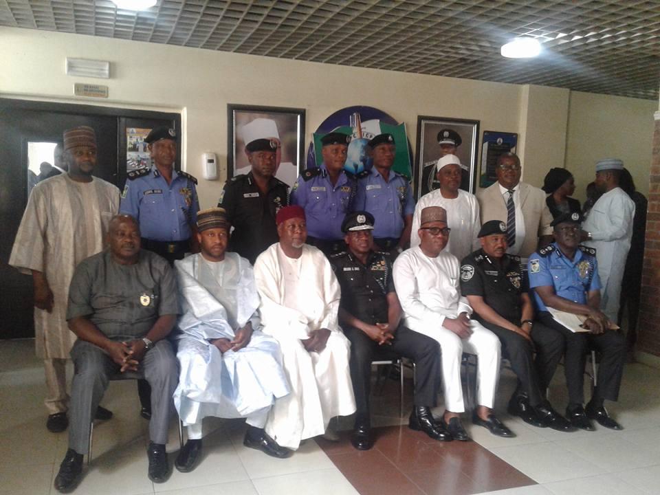 IG Of Police Dissolves Nigeria Police Broadcasting Service