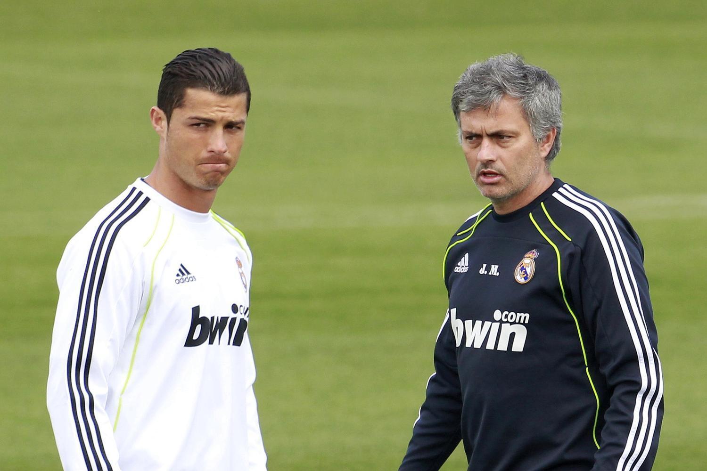 Jose Mourinho Rules Out United Move For Cristiano Ronaldo