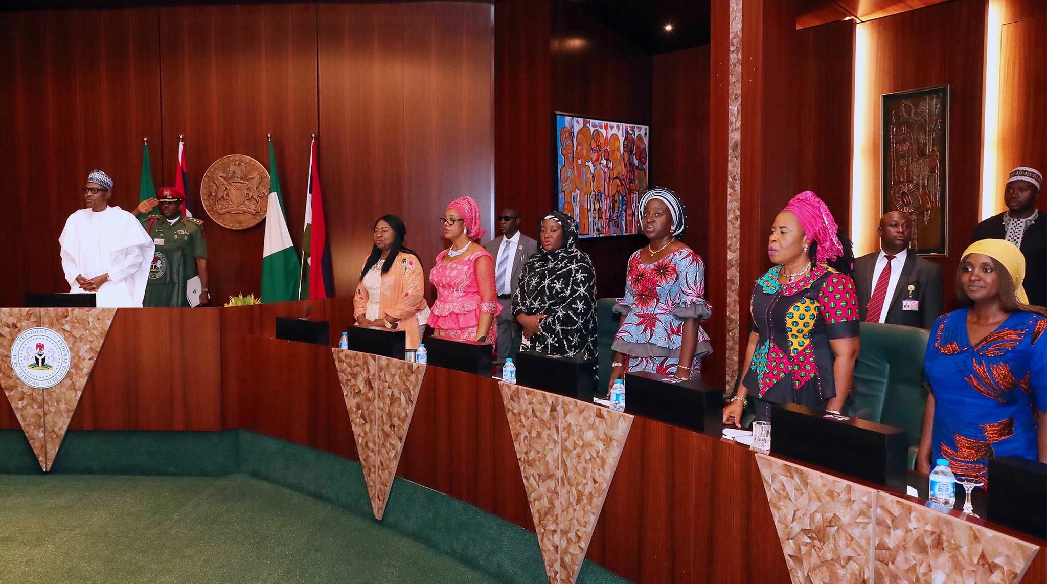 No Plan To Suppress Female Participation In Politics - President Buhari