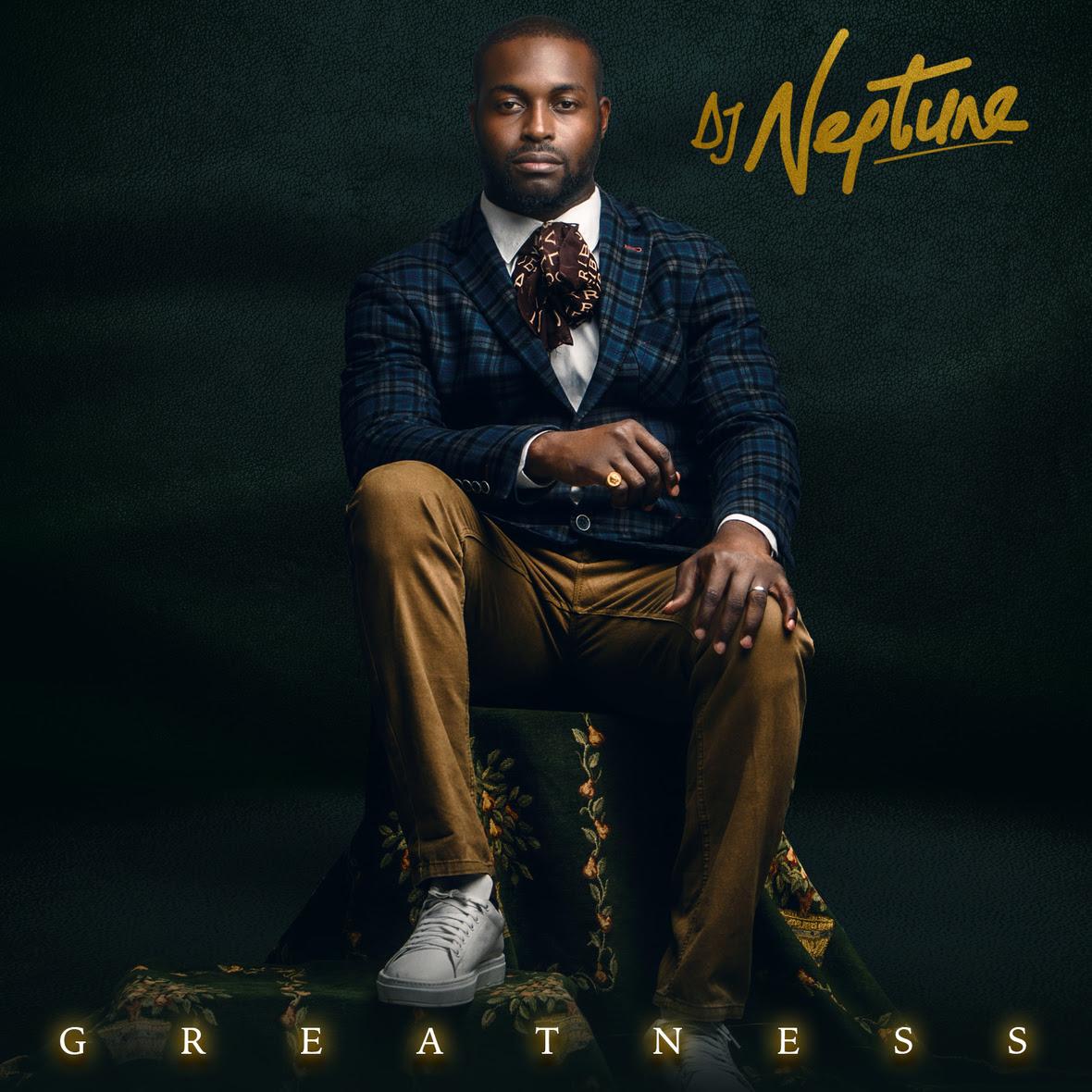 DJ Neptune releases Artwork & Tracklist for Forthcoming Album