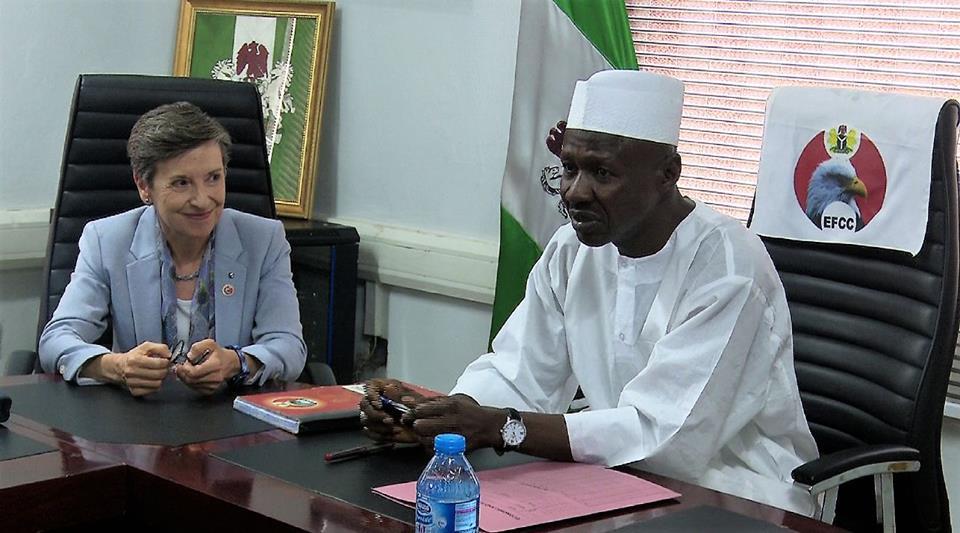 Anti- Graft War: We Stand By Nigeria - Transparency International