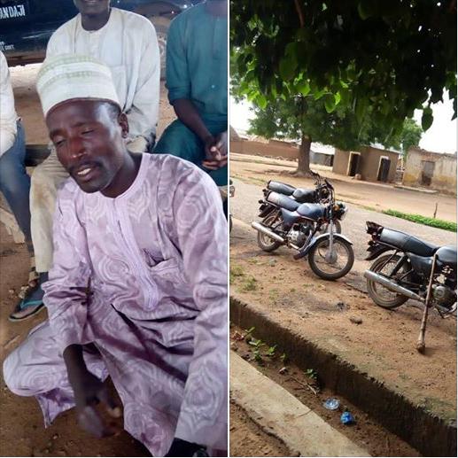 Nigerian Army Arrests Suspected Bandits Informant