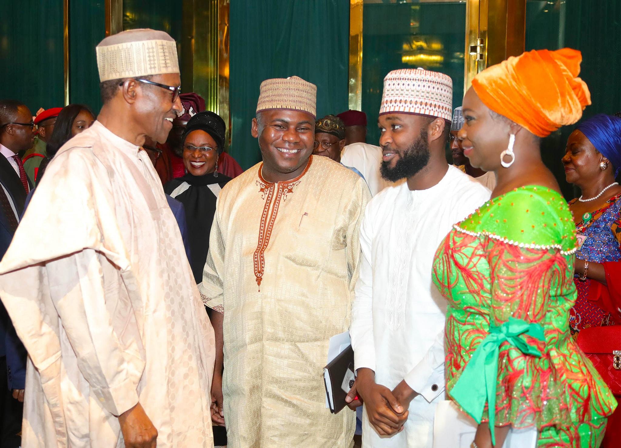 Head Or Tail, You Won't Loose - President Buhari Assures Nigerians In Diaspora