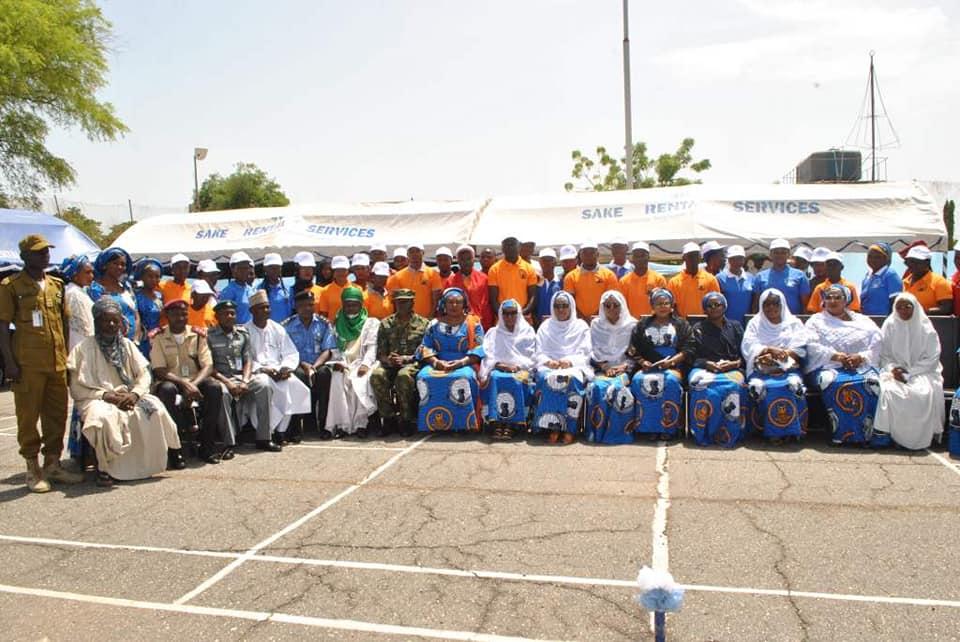 NAFOWA Inaugurates Skills Acquisition Programme, Empowers 100 Widows, Youths