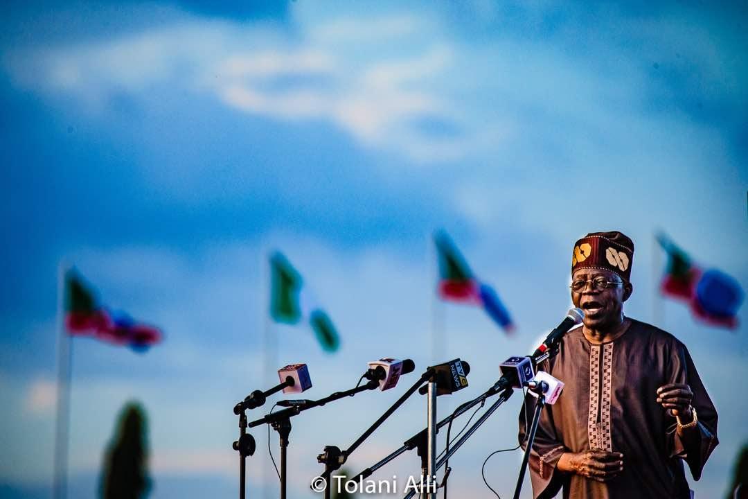 Tinubu Attacks Obasanjo On Letters