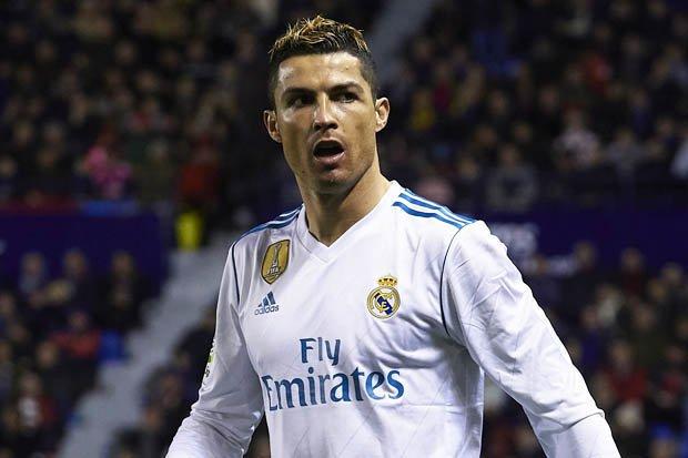 Cristiano Ronaldo To Move To Juventus