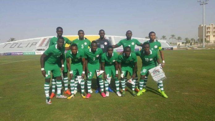 Nigeria U20 Beat Mauritania 5-0 to Qualify for Afcon