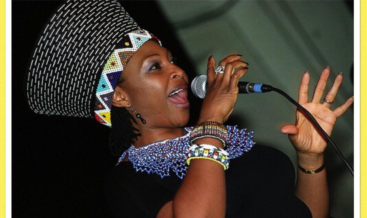 Legendary Singer, Yvonne Chaka Chaka Goes Back To School