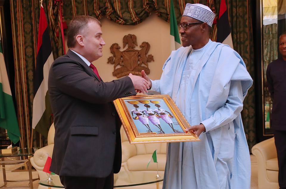 President Buhari Lauds Educational Ties Between Nigeria and Belarus