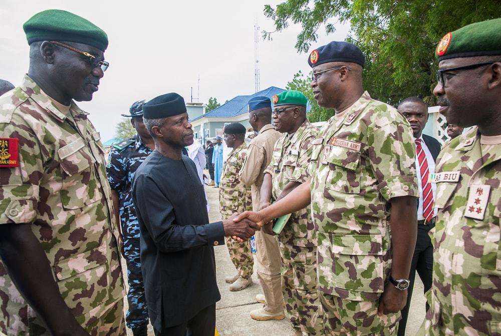 End of Boko Haram Will Come Sooner Than Later – VP Yemi Osinbajo