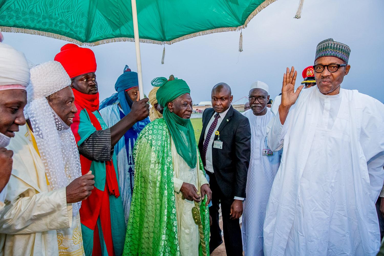 Rise Above Divisions - President Buhari Tells Nigerians On Eid-ul-Adha