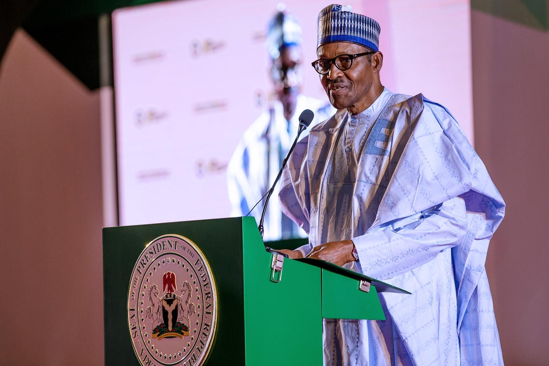 President Buhari's Address At Nigerian Bar Association 2018 Opening Ceremony