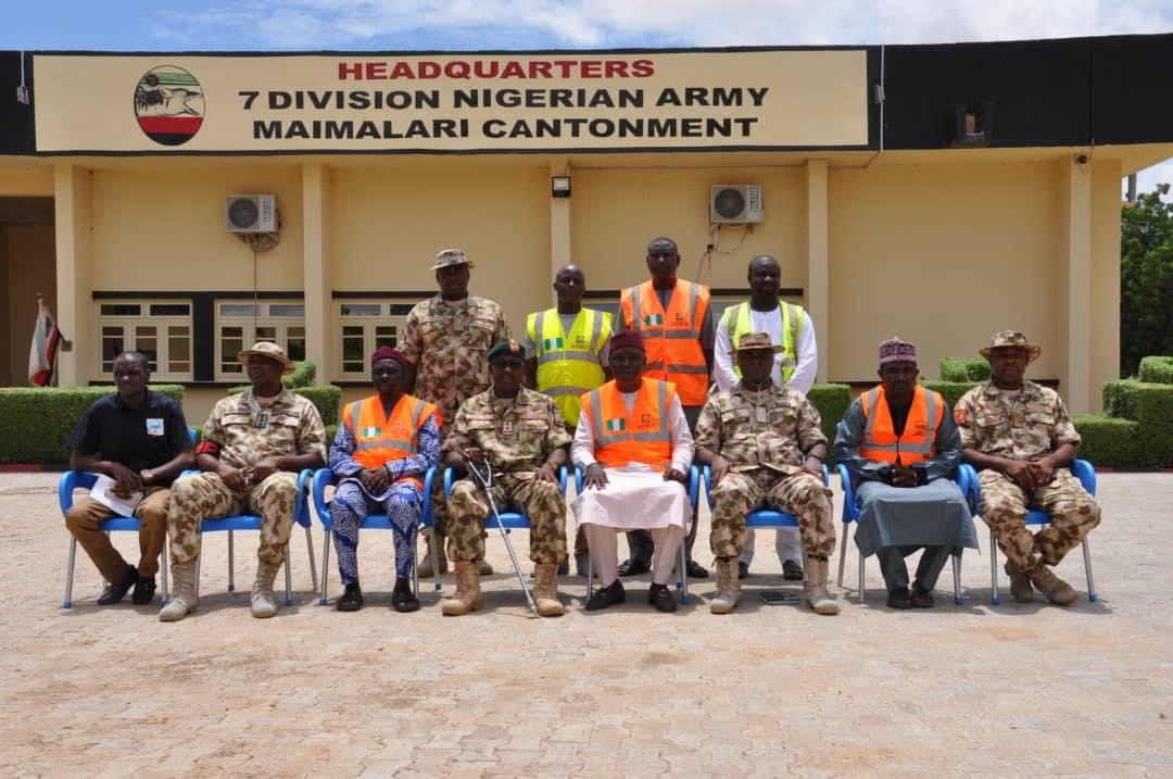 NEMA Extols Nigerian Army's Effort In Counter Insurgency