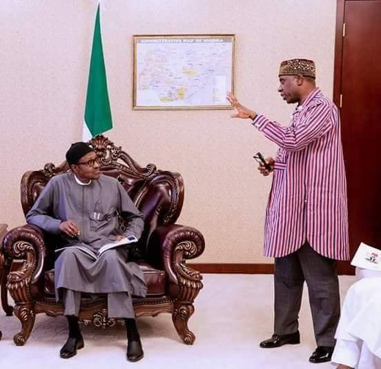 President Buhari Names Campaign Organisation