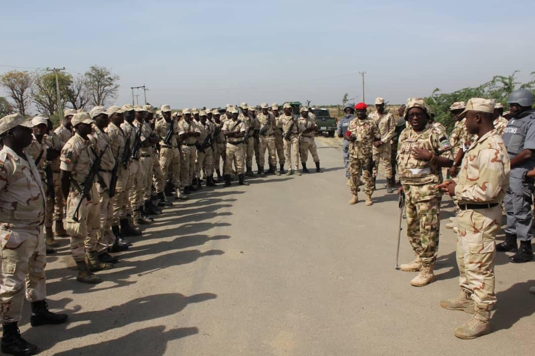 Nigerian, Cameroonian Armies Seek Collaboration