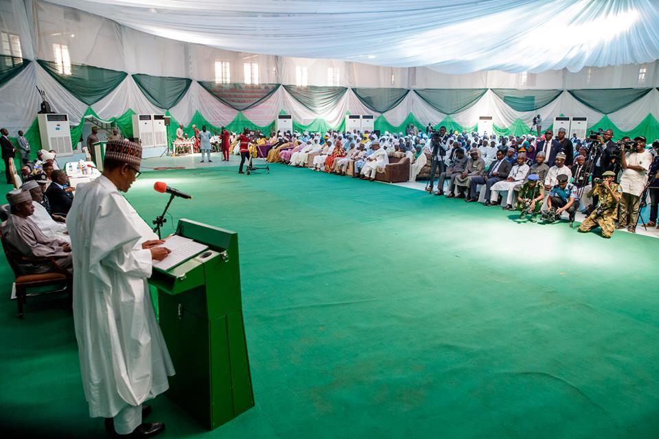 President Buhari Condolence Message To People Of Kaduna State
