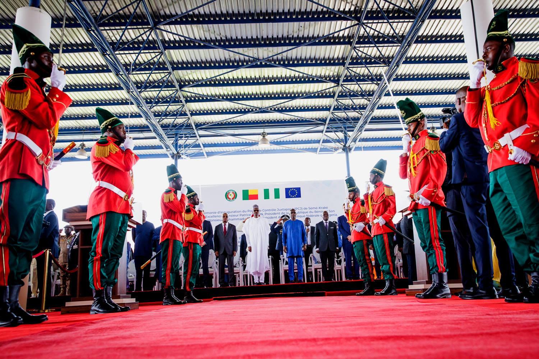 President Buhari's Speech At Handing Over Of Seme-Krake Border