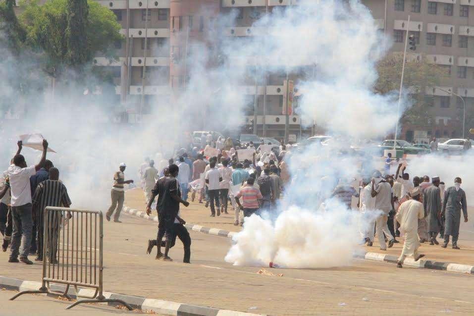 Nigeria Police Arrest 400 Shi'ites In Abuja Over Protest