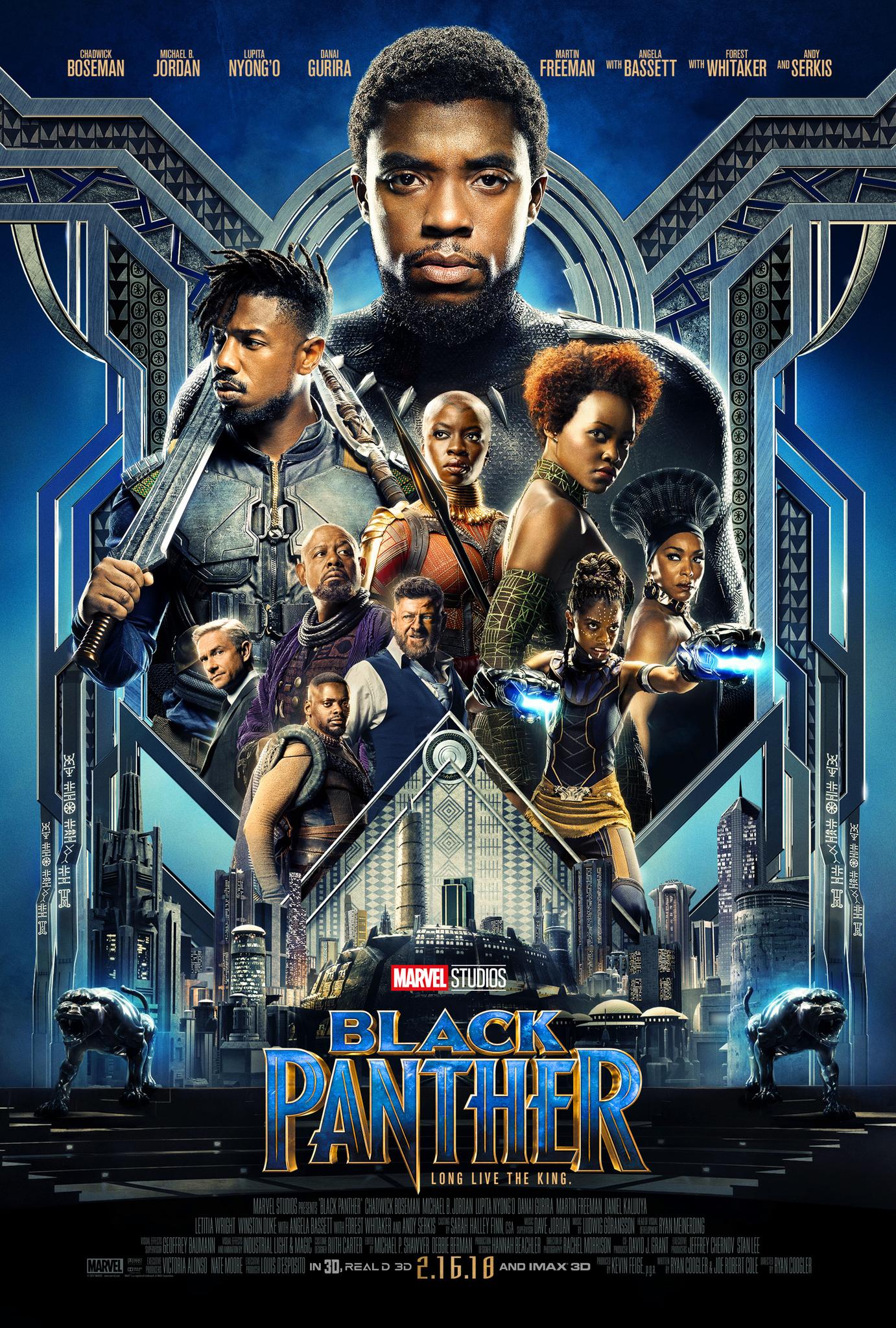'Black Panther' To Be Honoured at Common Sense Awards