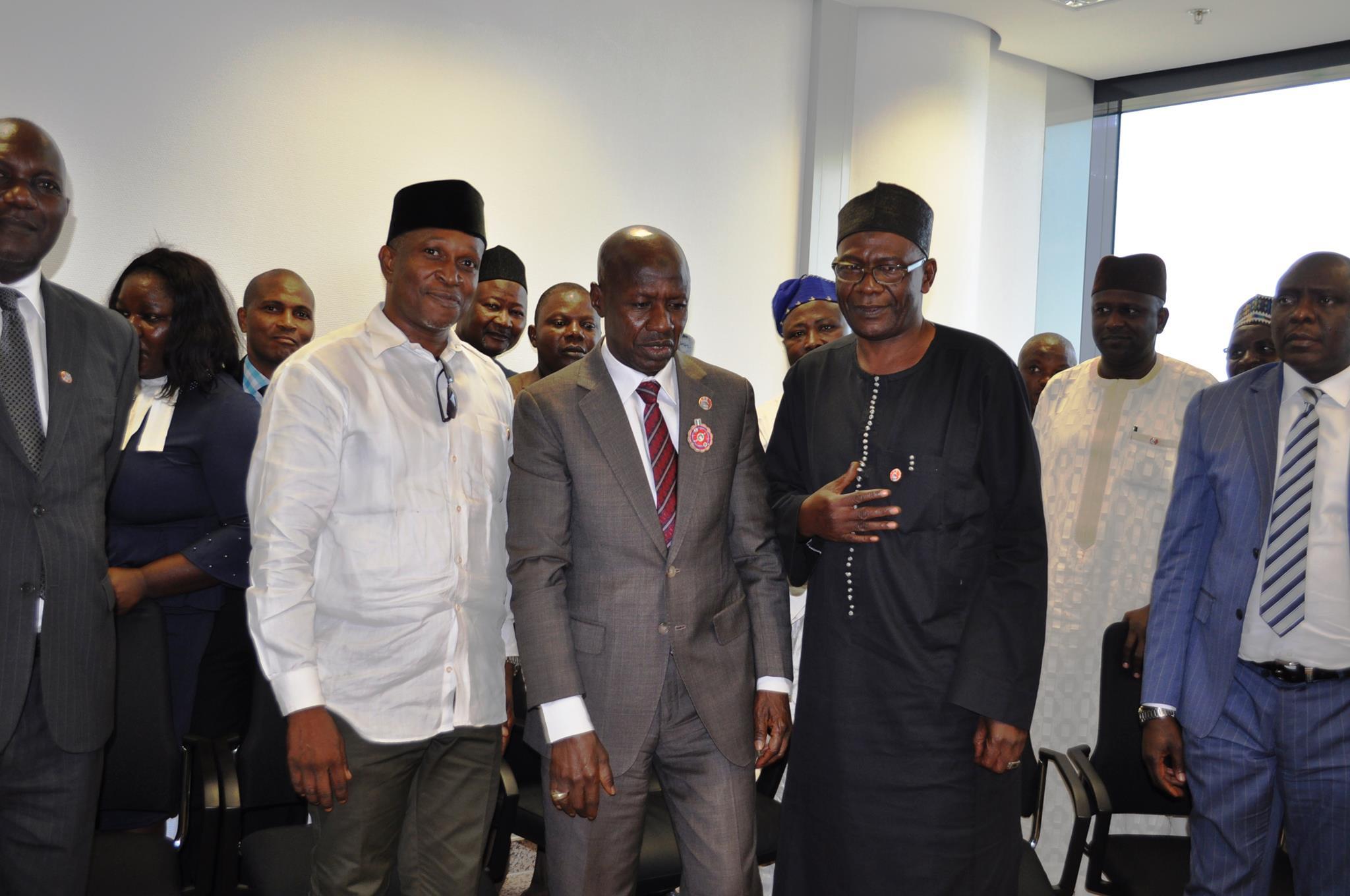 Stop Being Tools in Hand of Politicians, Magu Warns Bureau De Change Operators