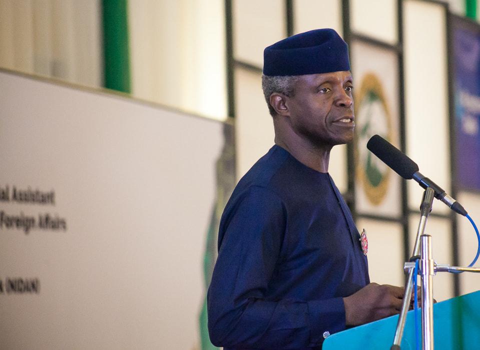 Why We Must Tap Our Diaspora Potential For National Development - VP Osinbajo