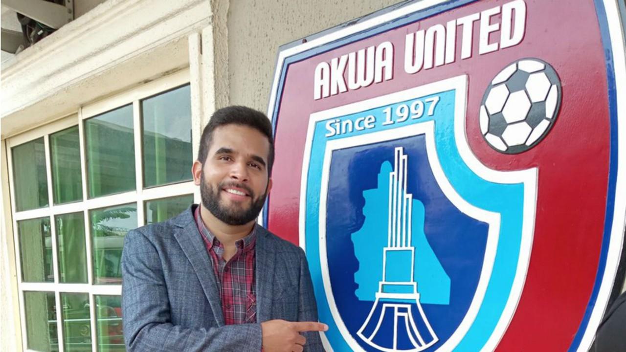 Akwa United Unveil Brazilian Everton as New Coach