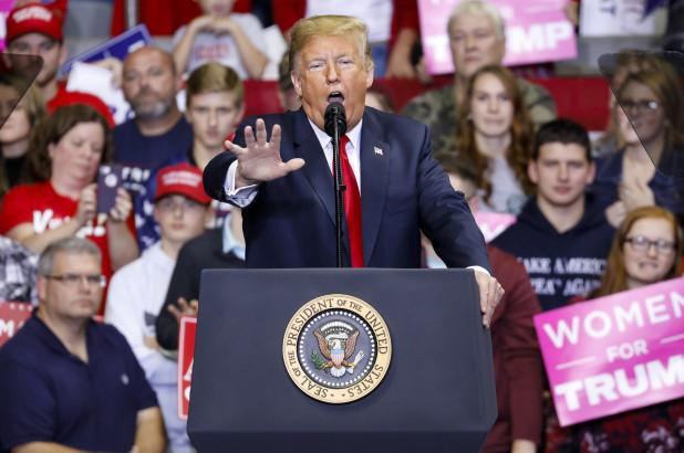 President Trump Makes Final Push Ahead of US Midterm Polls
