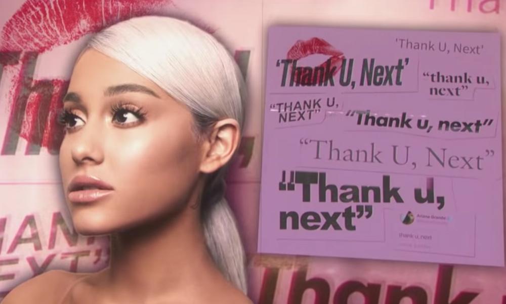 "International Music Chart: Ariana Grande's ""Thank U, Next"" Leads"