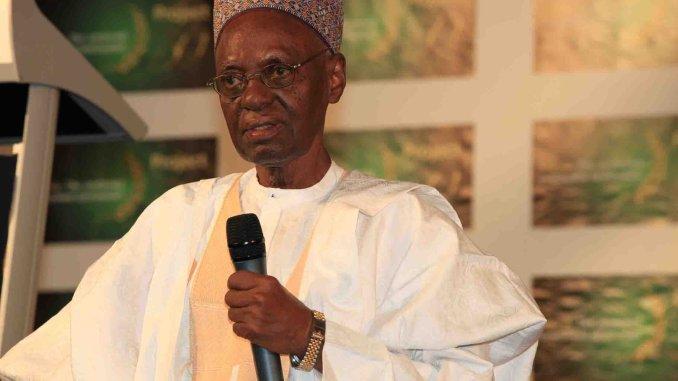 PDP Condemns Buhari's Absence At President Shagari's Funeral