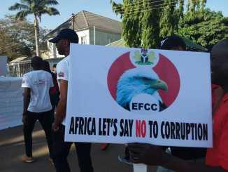Anti-Corruption Day: 'Corruption Must Not Kill Nigeria'- EFCC