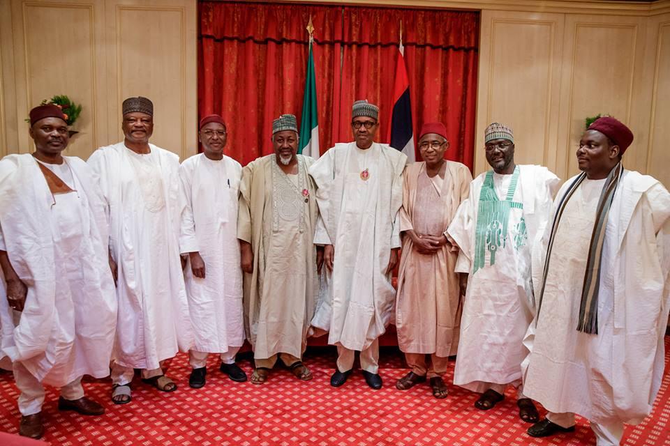 President Buhari Stresses Need For Genuine Reconciliation Of APC Members