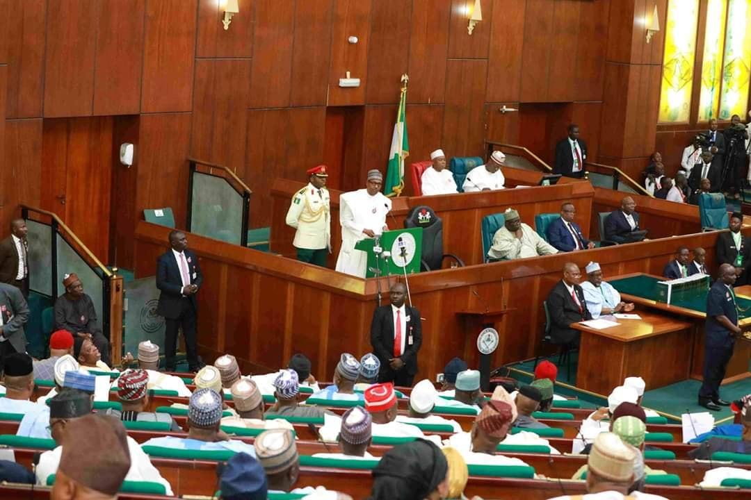 2019 Budget Of Continuity Presented By President Muhammadu Buhari