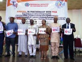 Anti-Graft War: Magu Calls for Citizen's Participation