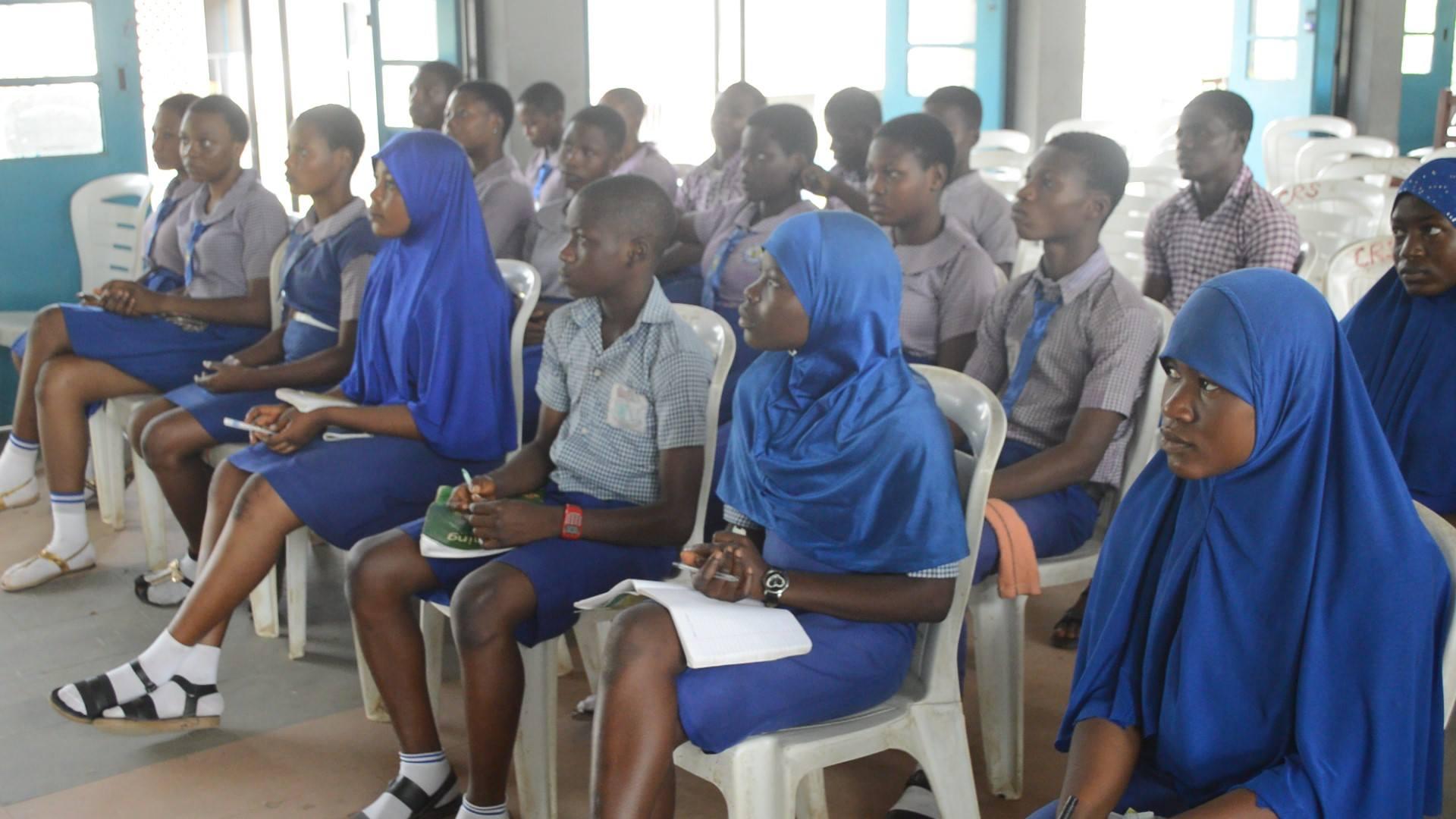 Youth Against Corruption: EFCC Partners Students' Union