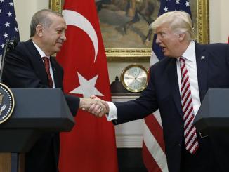 President Erdogan Invites President Trump To Turkey