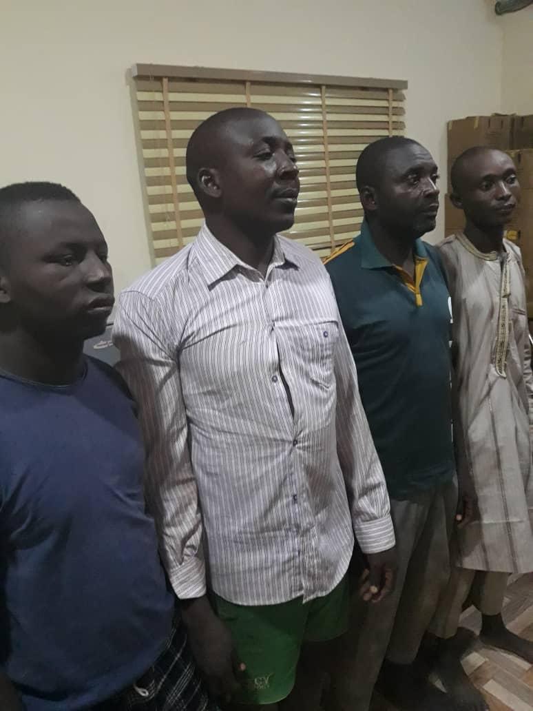 Arms Used In Zamfara Killings Brought In From Libya - Zamfara Bandits Sponsor