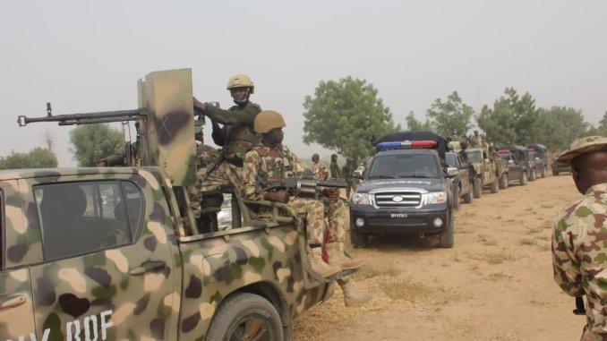 Operation Sharan Daji: Nigerian Army Neutralize Bandits, Rescue Kidnap Victims
