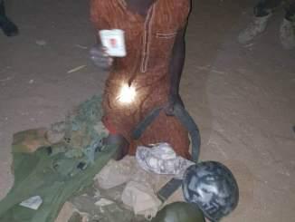 Nigerian Troops Arrest Boko Haram Terrorist