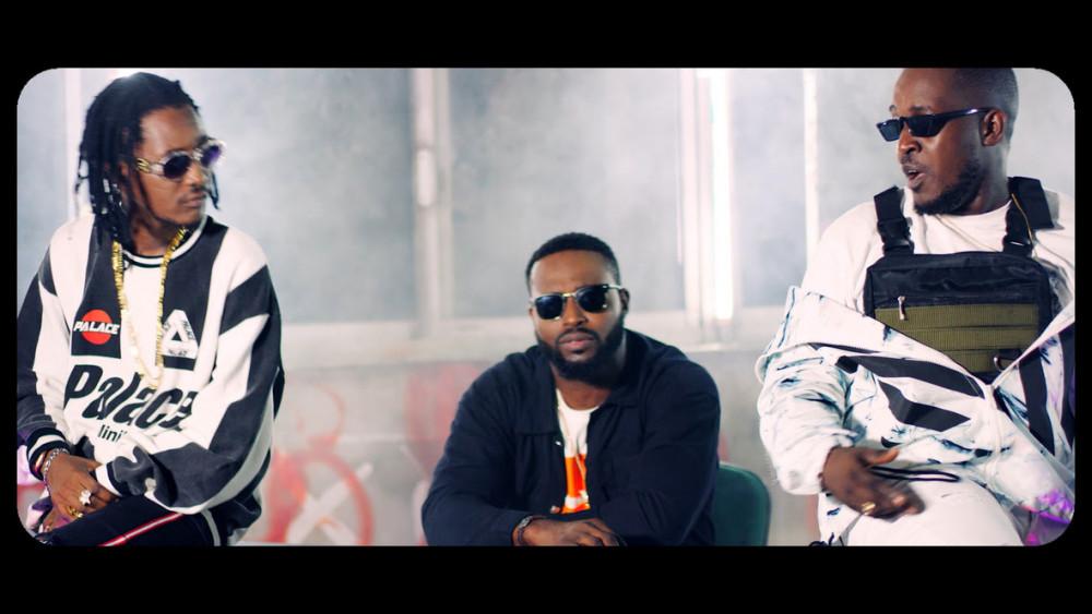 New Video: DJ Neptune feat. M.I & Jesse Jagz – Blood and Fire