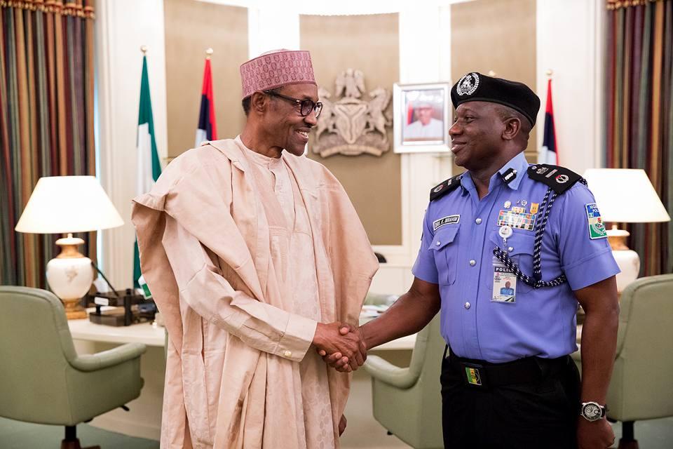 President Buhari Seeks Legal Advice On Extending IGP's Tenure