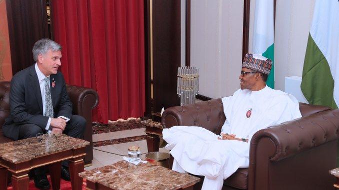 President Buhari Seeks More International Commitment On Shrinking Lake Chad