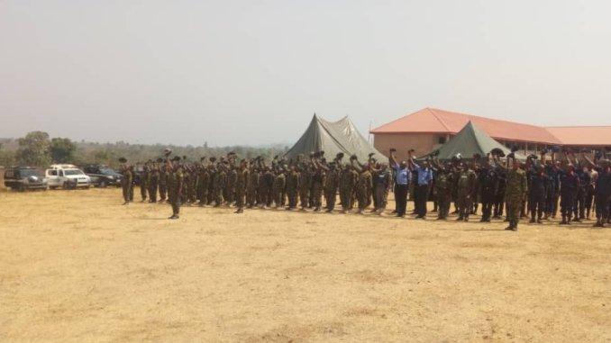 Nigerian Army Flag Off Exercise Egwu Eke III