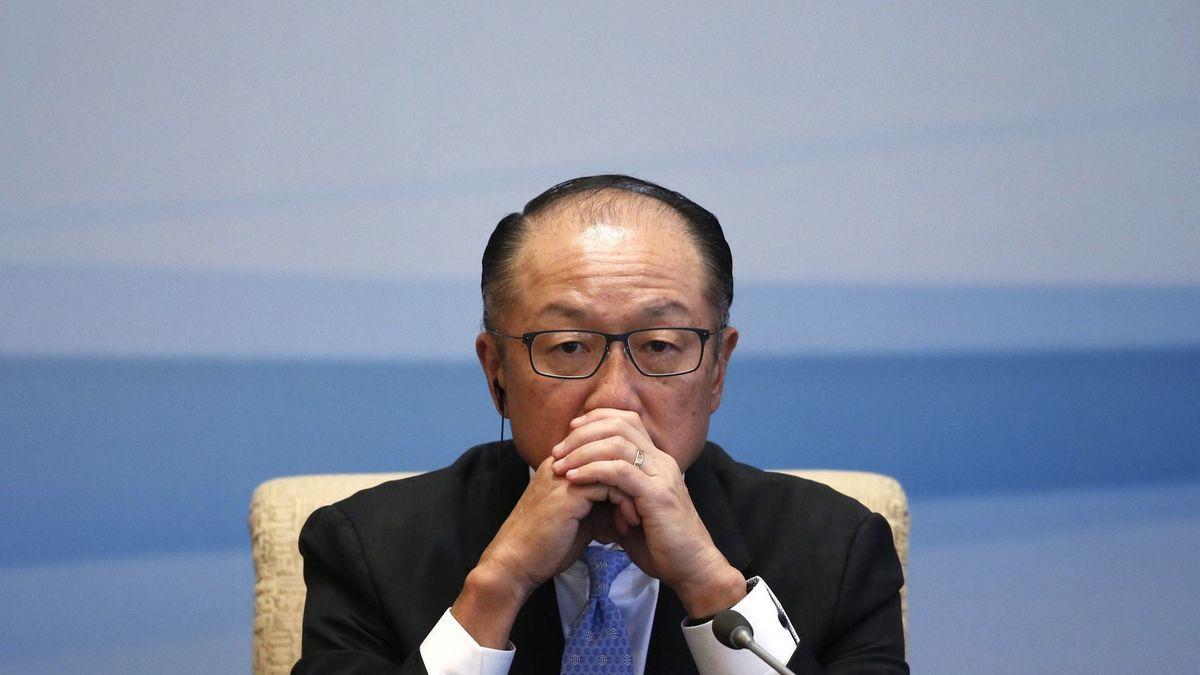 World Bank President Jim Yong Kim Announces Intention to Step Down