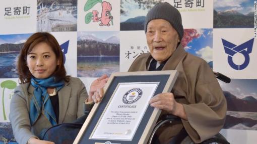World's Oldest Man Nonaka Dies At 113